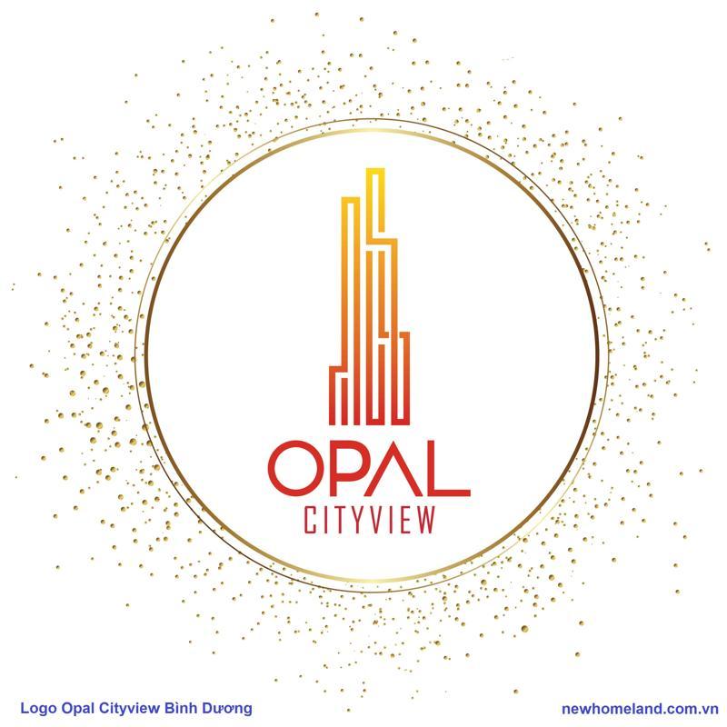 Logo chính thức dự án Opal Cityview