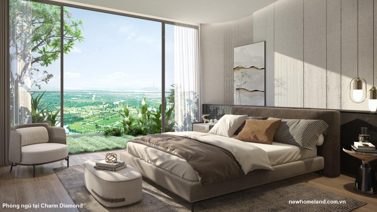 Phòng ngủ Charm Diamond