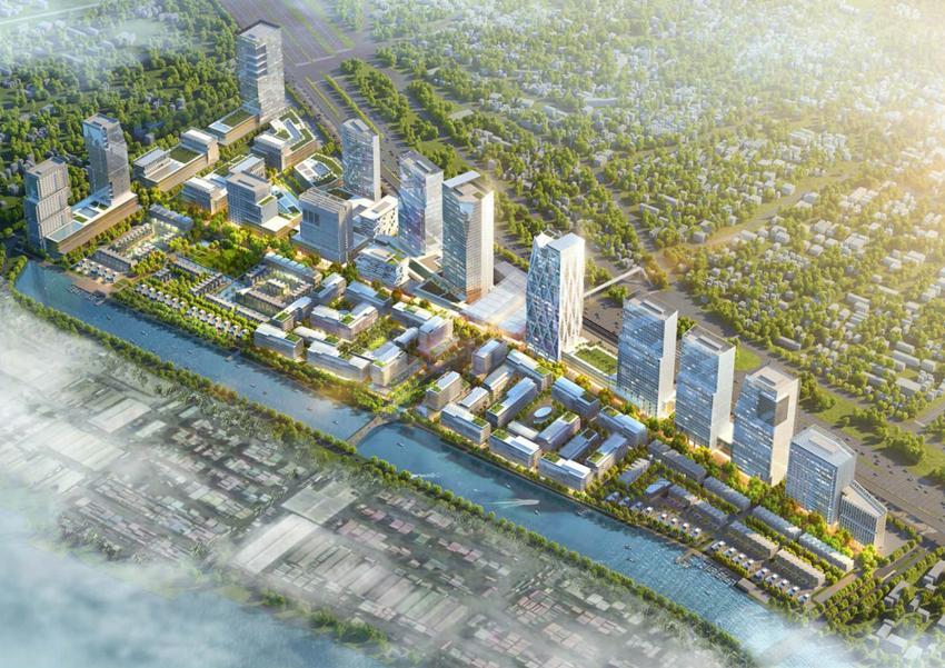 Tổng quan Saigon Quays