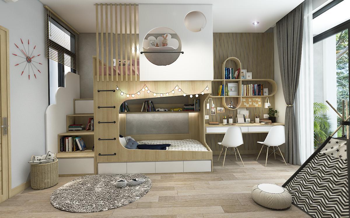 Nhà mẫu Takara Residence