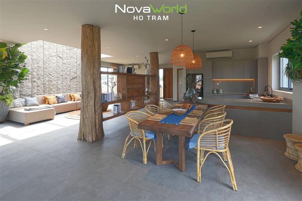 Nhà Mẫu Bình Châu Onsen Novaworld Hồ Tràm
