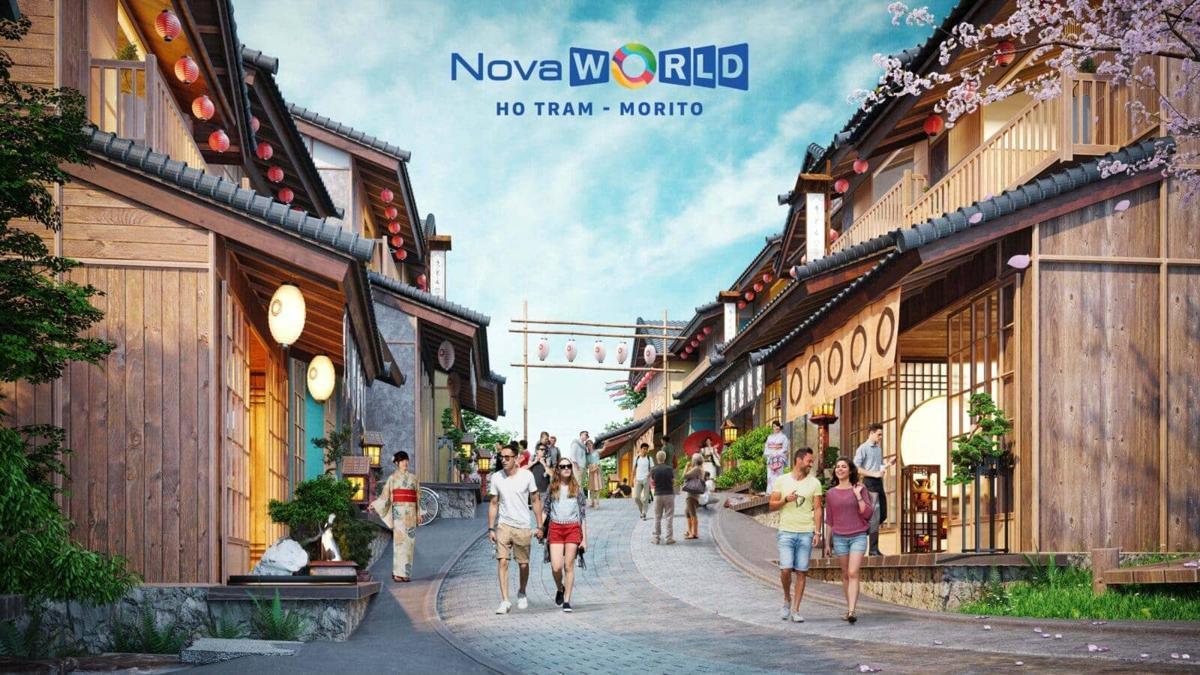Tiện ích Bình Châu Onsen Novaworld Hồ Tràm